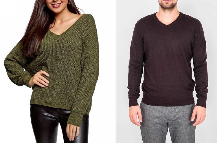Все виды одежды - Пуловеры