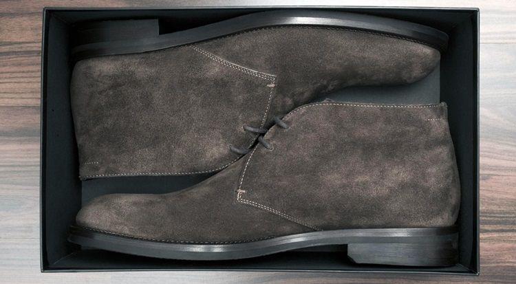 Замшевая обувь - Хранение