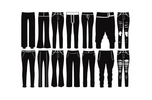Все виды брюк