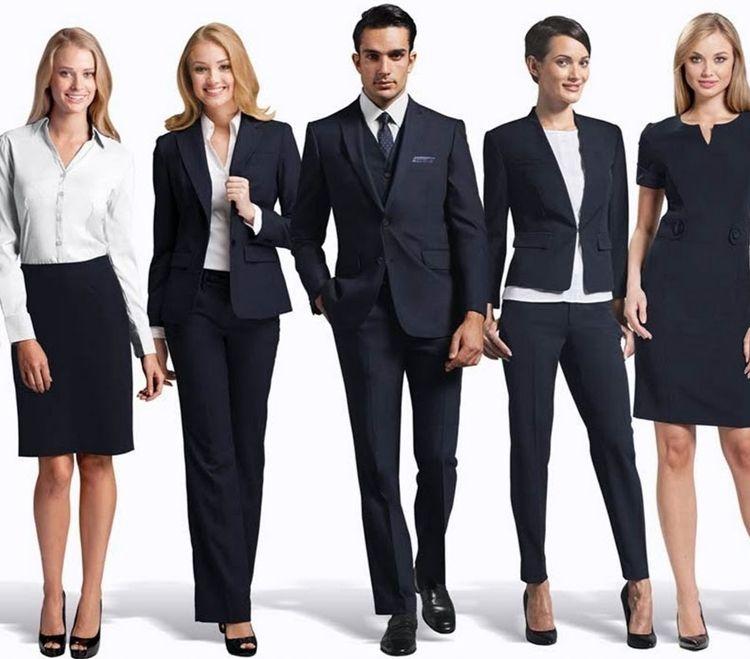 Все виды дресс-кода - Business Best
