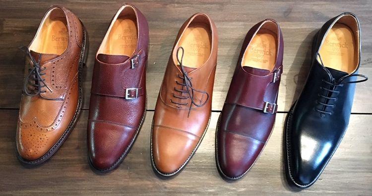 Классические цвета обуви