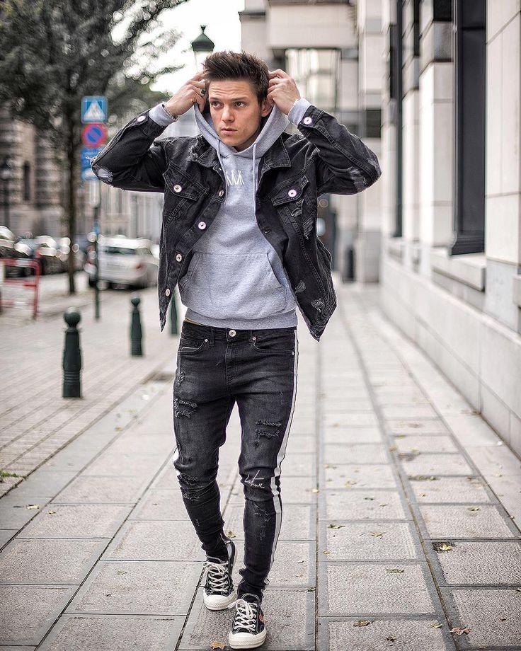 Цвета обтягивающих мужских джинс