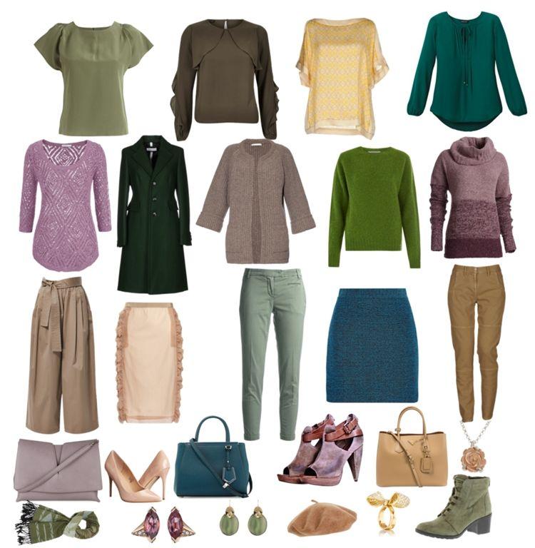 Одежда для цветотипа осень - фото 2