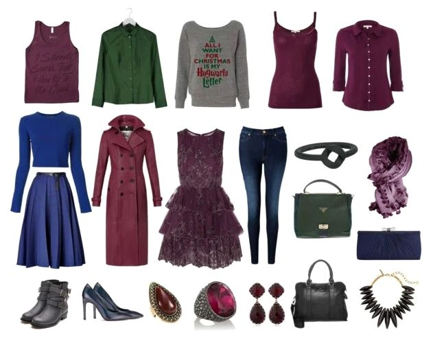 Одежда для цветотипа зима - фото 3
