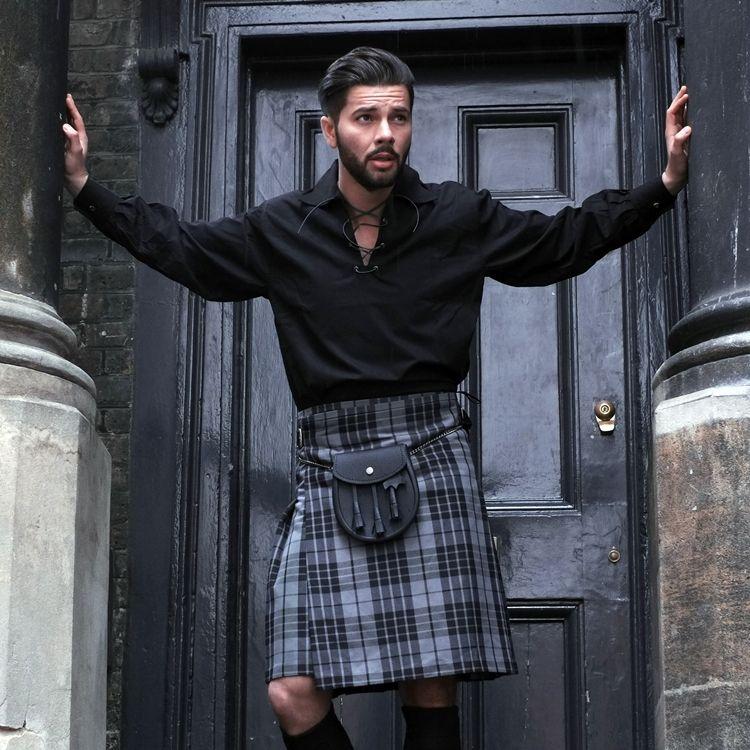 Шотландский килт - фото 1