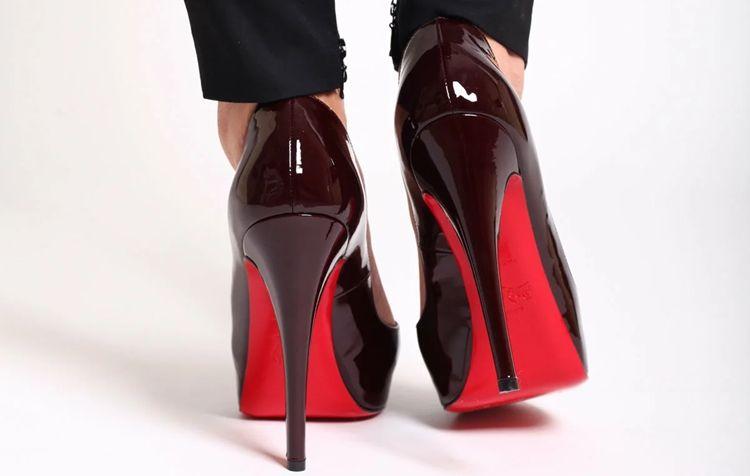 Женские туфли лабутены
