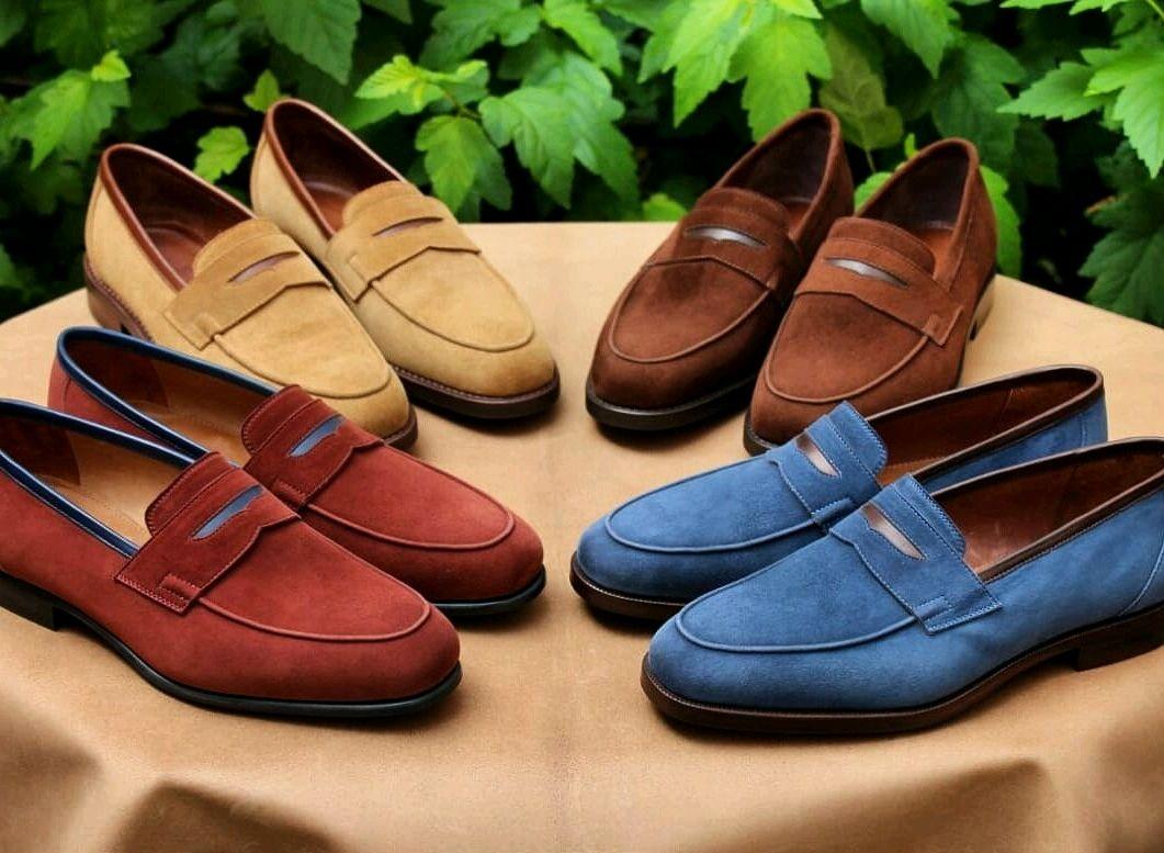 Обувь лоферы
