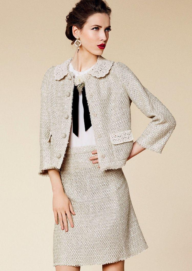 Одежда в английском стиле для женщин