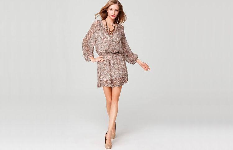 Платье-шемиз