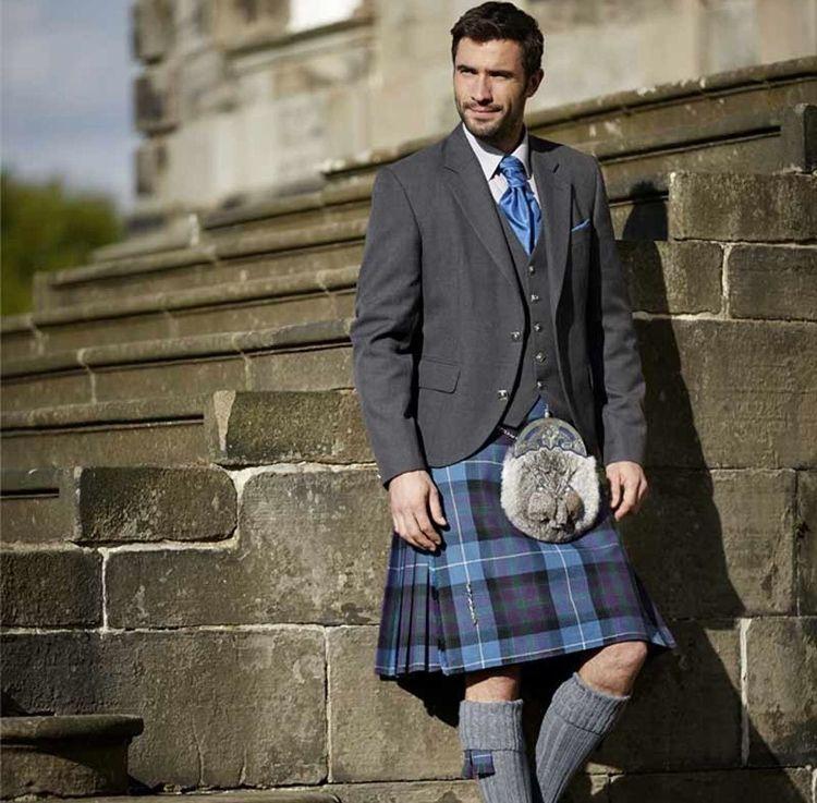 шотландский килт - фото 2