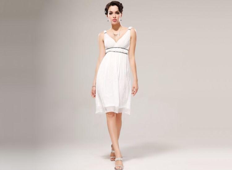 Список всех видов платьев - Греческое