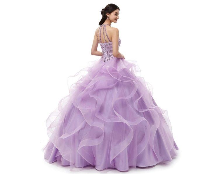 Виды платьев - Бальное