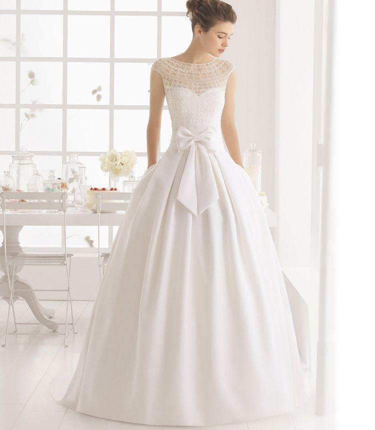 Виды платьев - Свадебное