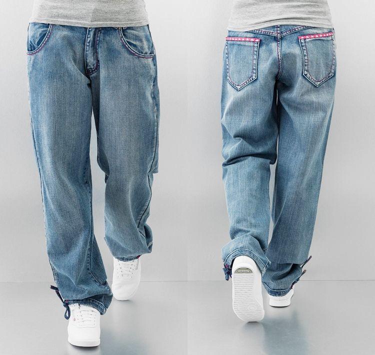 Все виды джинсов - baggy
