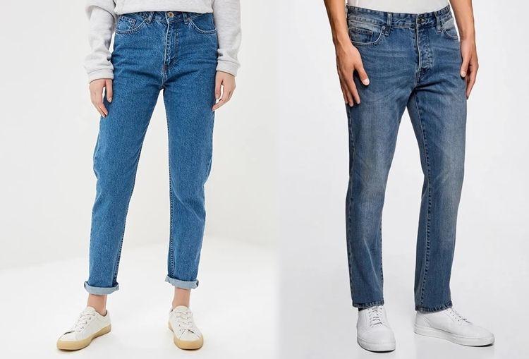 Все виды джинсов - Basic