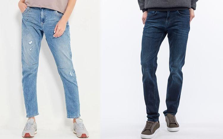 Все виды джинсов - classic