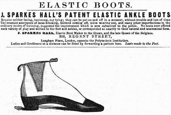 История Chelsea boots