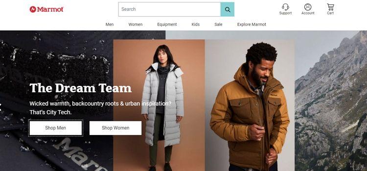 Лучшие бренды зимних курток для женщин