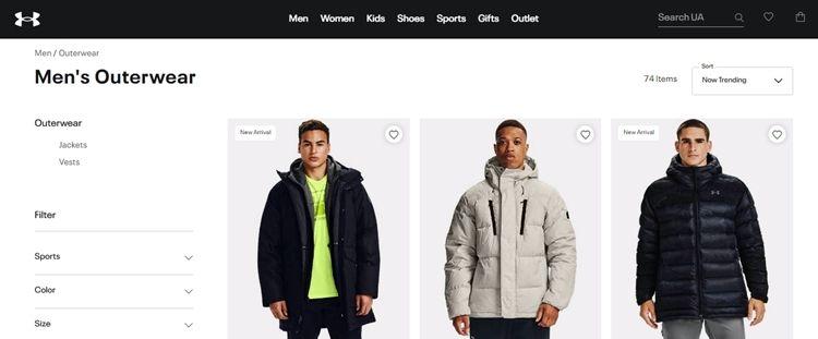 Лучшие бренды зимних мужских курток - список с фото