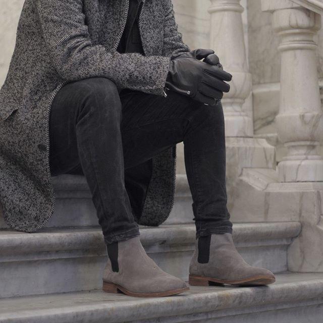 Обувь челси: с чем носить, актуальные образы 2021