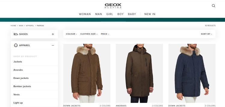 ТОП магазинов зимних курток