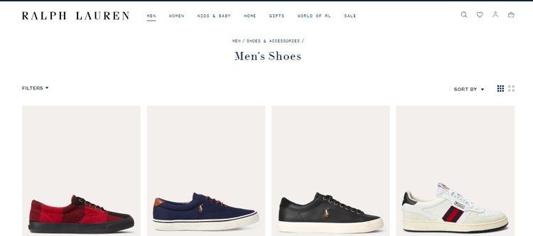 10 лучших брендов повседневной обуви для мужчин