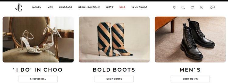 Список премиальных обувных брендов - JC