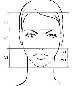 Как подобрать прическу и макияж - фото