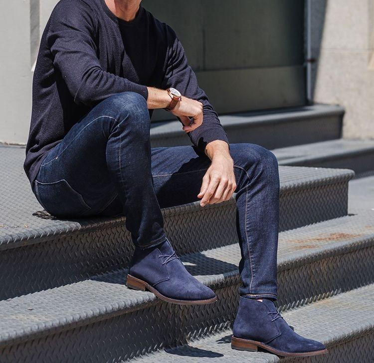 Обувь чукка и дезерты для мужчин