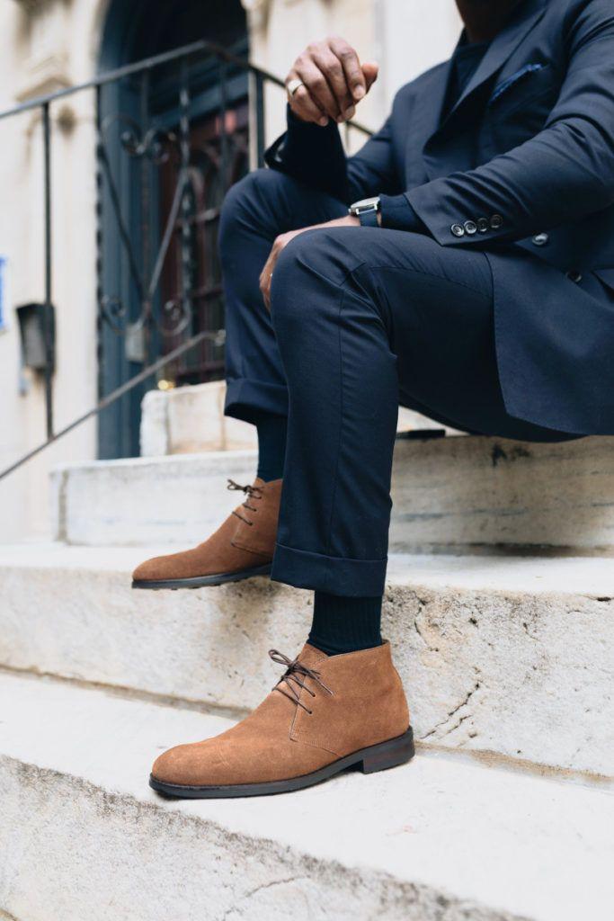 Обувь чукка и дезерты, с чем носить, фото