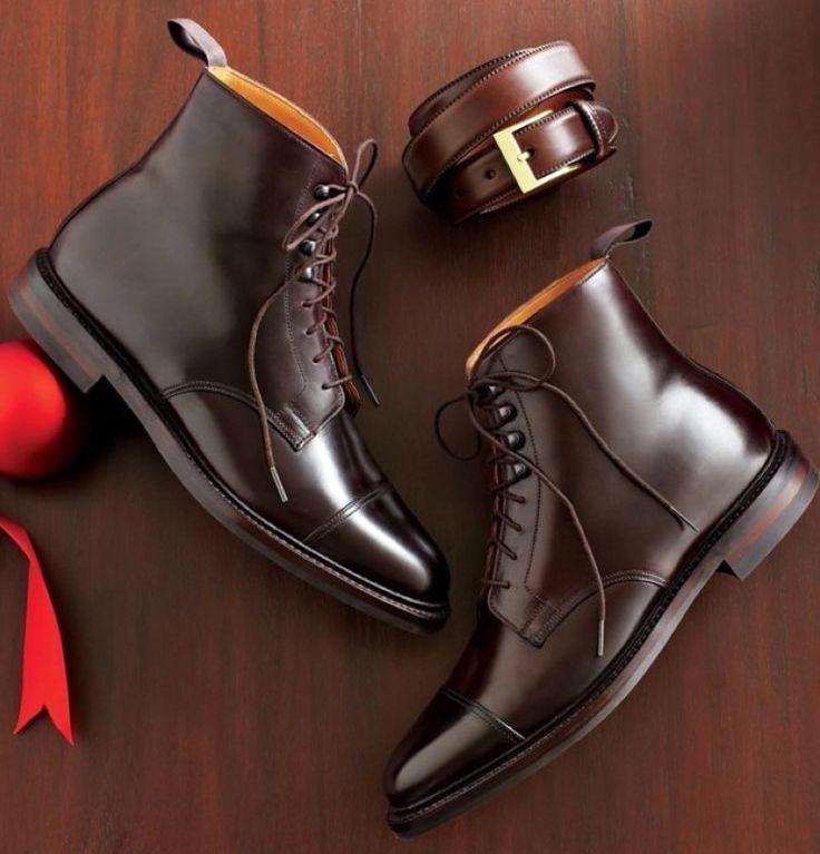 Dress Boots мужские - фото