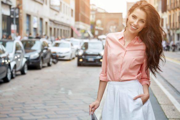 Классификация и виды женских рубашек