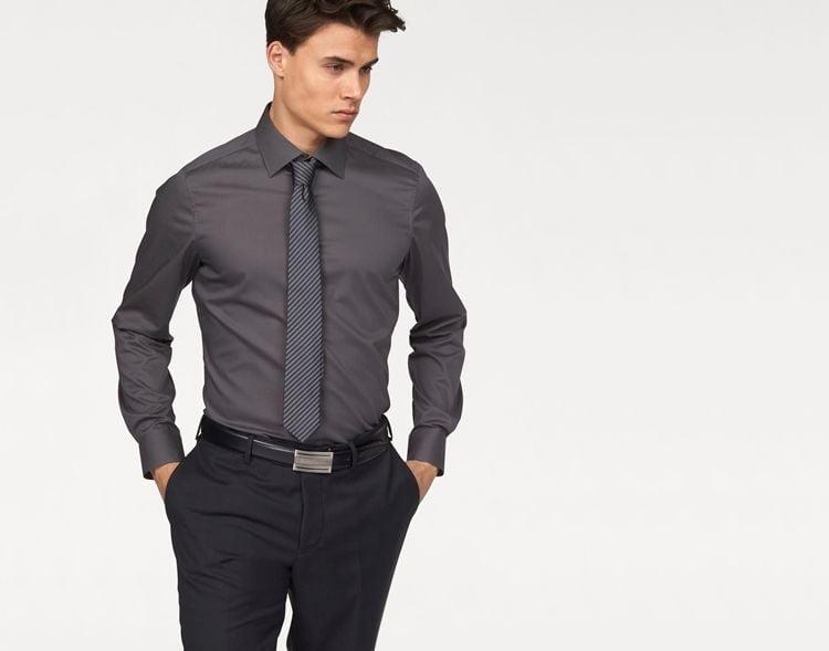 Виды мужских рубашек - фото