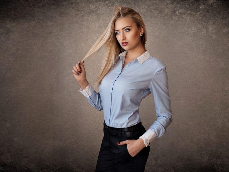 Все виды женских рубашек - фото (4)