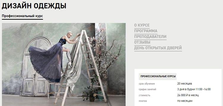 Профессия дизайнер одежды для новичка