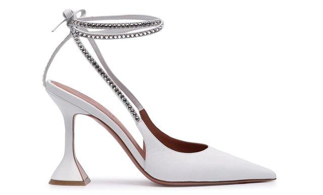 Виды каблуков женской обуви с названиями и фото