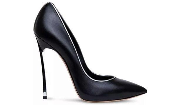 Виды женских каблуков - Стилет