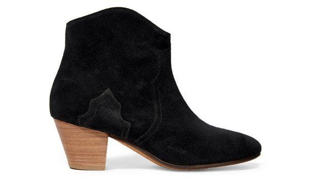 Все виды каблуков женской обуви - Ковбойский