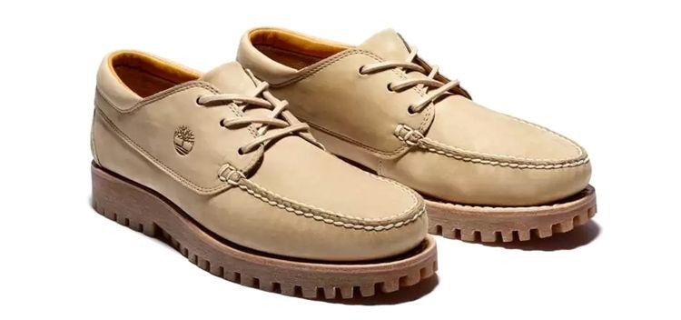 Мокасины-ботинки