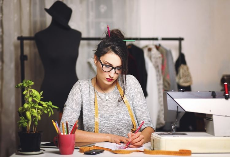 Fashion-дизайнерка